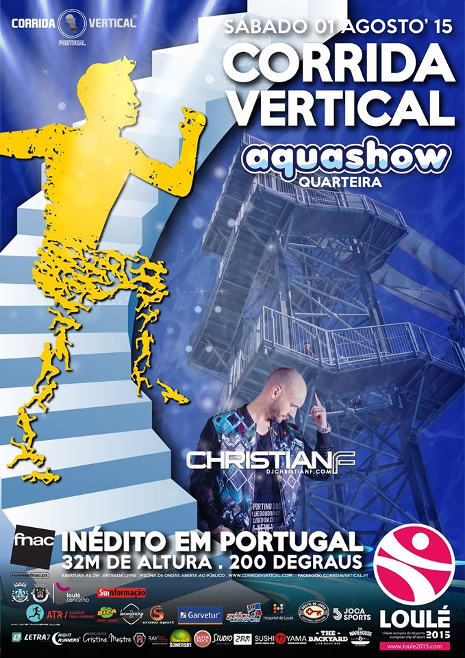 Corrida Vertical AquaShow