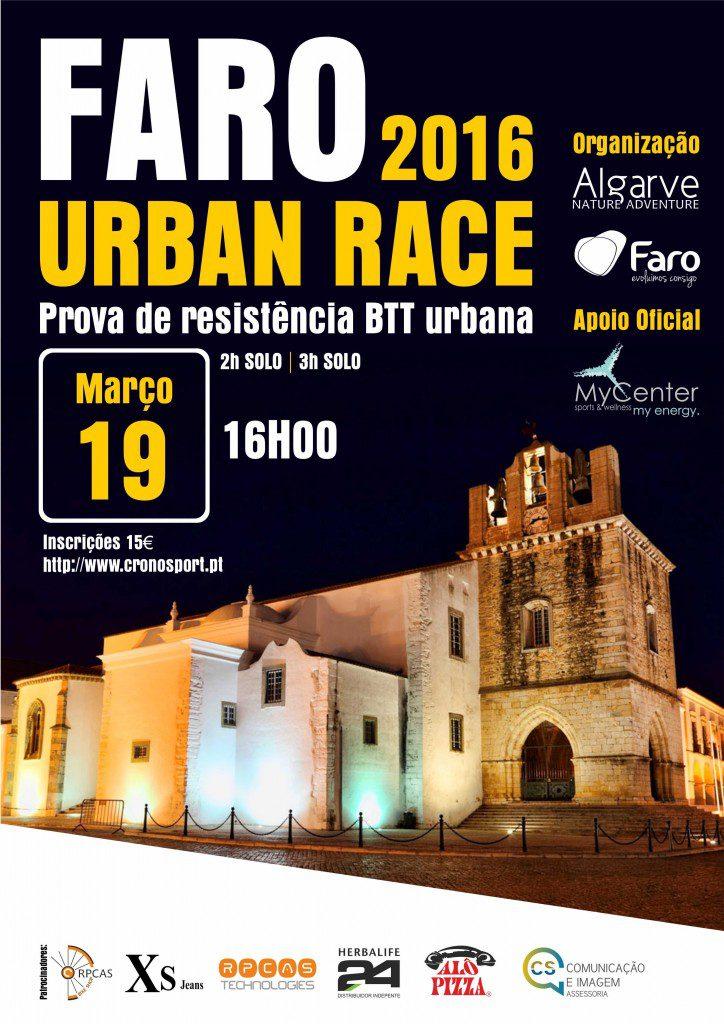 Faro Urban Race 2016