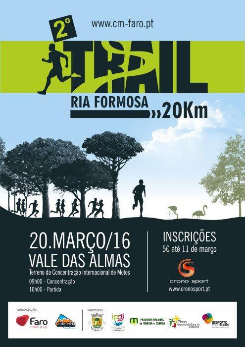 2º trail ria formosa 2016