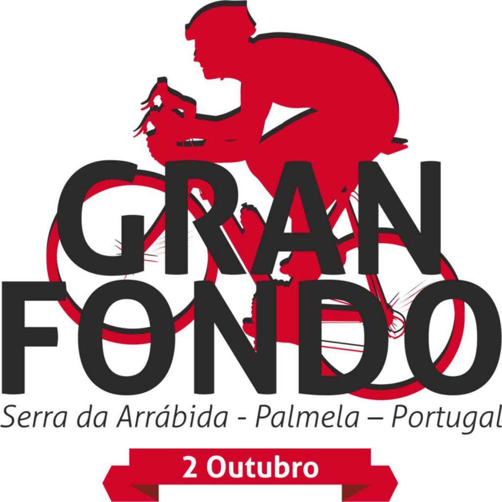 Logo Grandfondo Arrabida