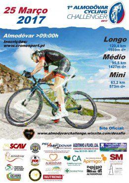 1º Almodôvar Cycling Challenger