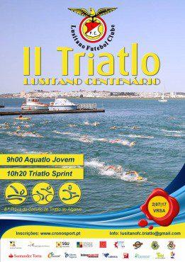 II Triatlo – Lusitano Centenário