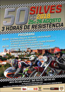 (Português) Silves – 3 Horas de Resistência 50 CC