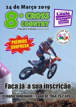 8º Cross Country – Moto Clube de Loulé
