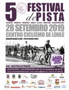 (Português) 5º Festival de Pista – Centro de Ciclismo de Loulé