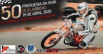 (Português) 3H Resistência – 50 CC Clássicas